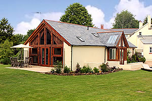 The Dairy - Luxury self catering cottages in Devon